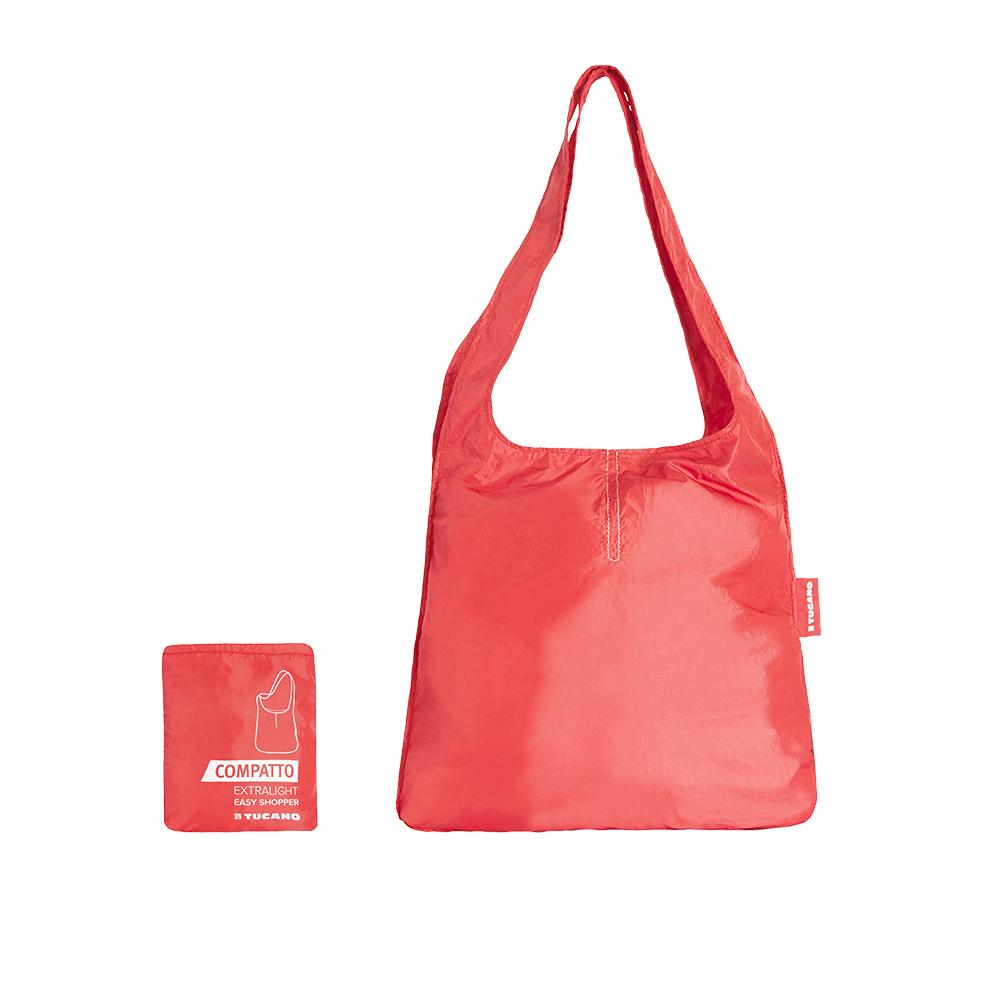 TUCANO|COMPATTO 超輕量折疊收納簡便購物袋
