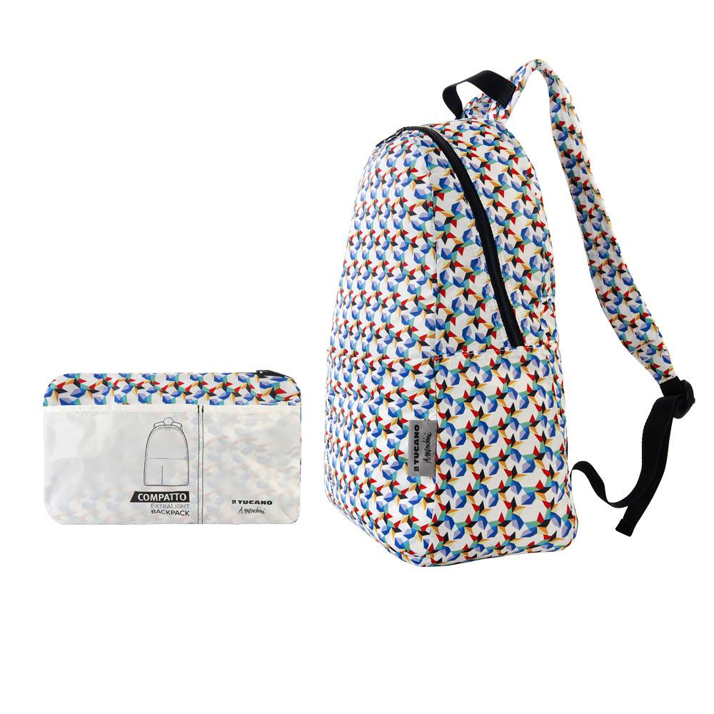 TUCANO MENDINI 設計師系列超輕量折疊收納後背包