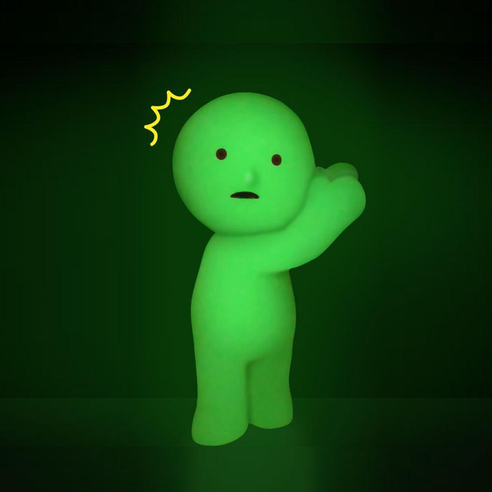 Smiski|不可思議的夜光妖精感應夜燈