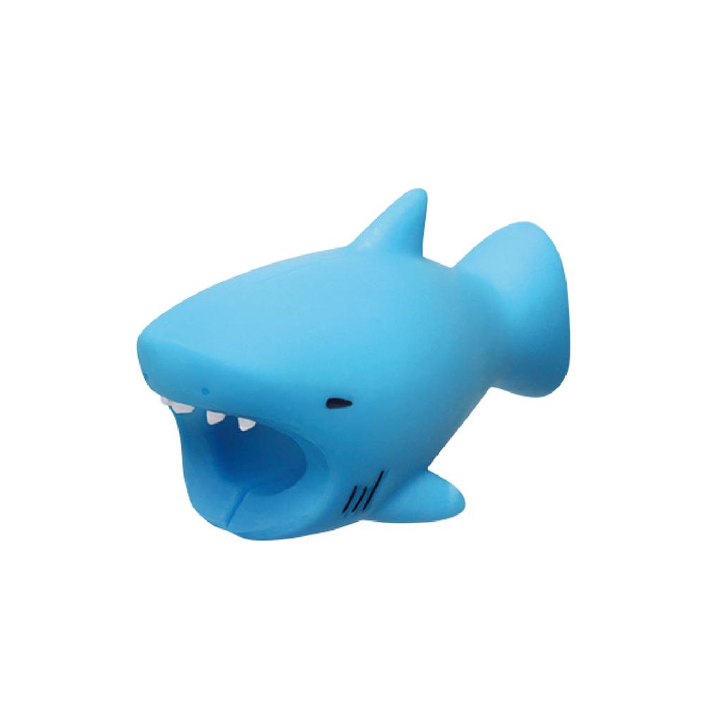 Dreams 慵懶動物園-iphone專用咬線器-牙齒痛鯊魚