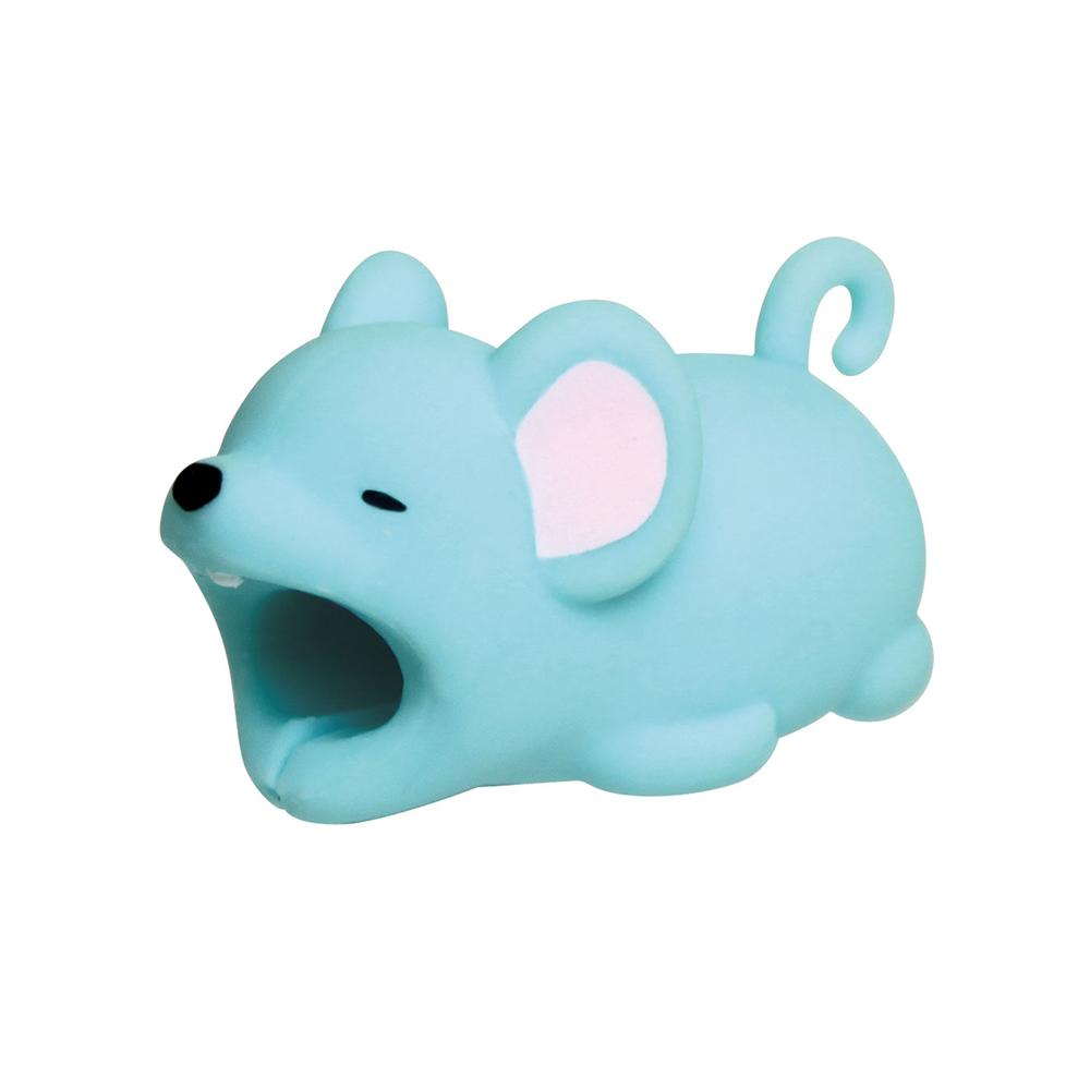 Dreams|慵懶動物園II-iphone專用咬線器-不怕貓老鼠