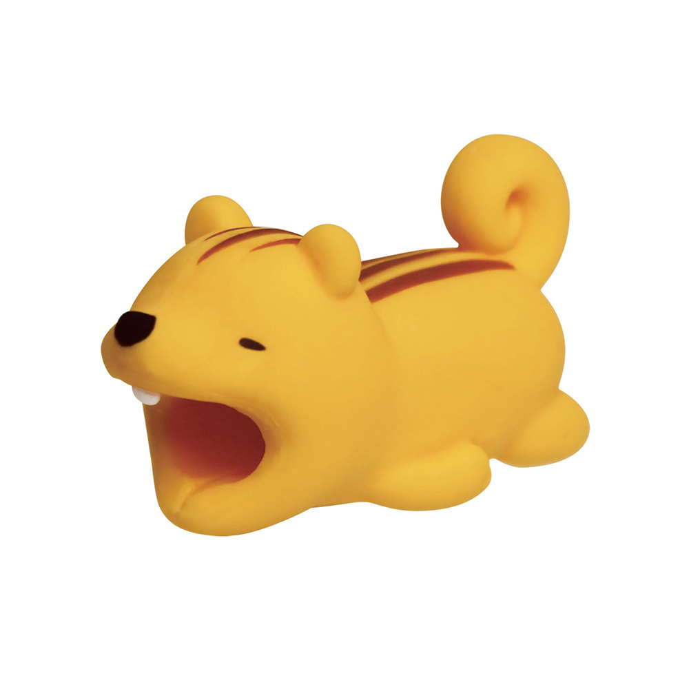Dreams 慵懶動物園II-iphone專用咬線器-迷你笨松鼠