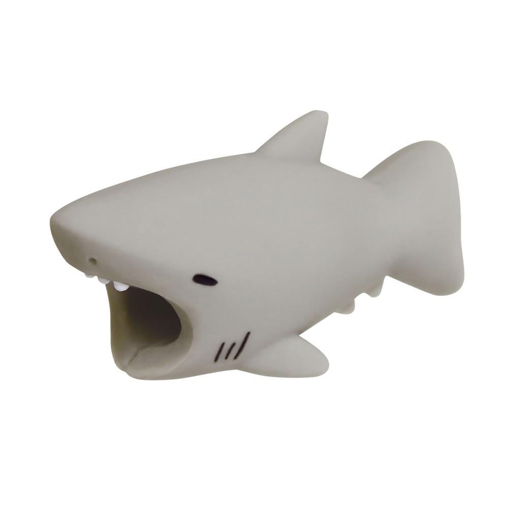 Dreams|放假海生館-iphone專用咬線器-不嚇人鯊魚