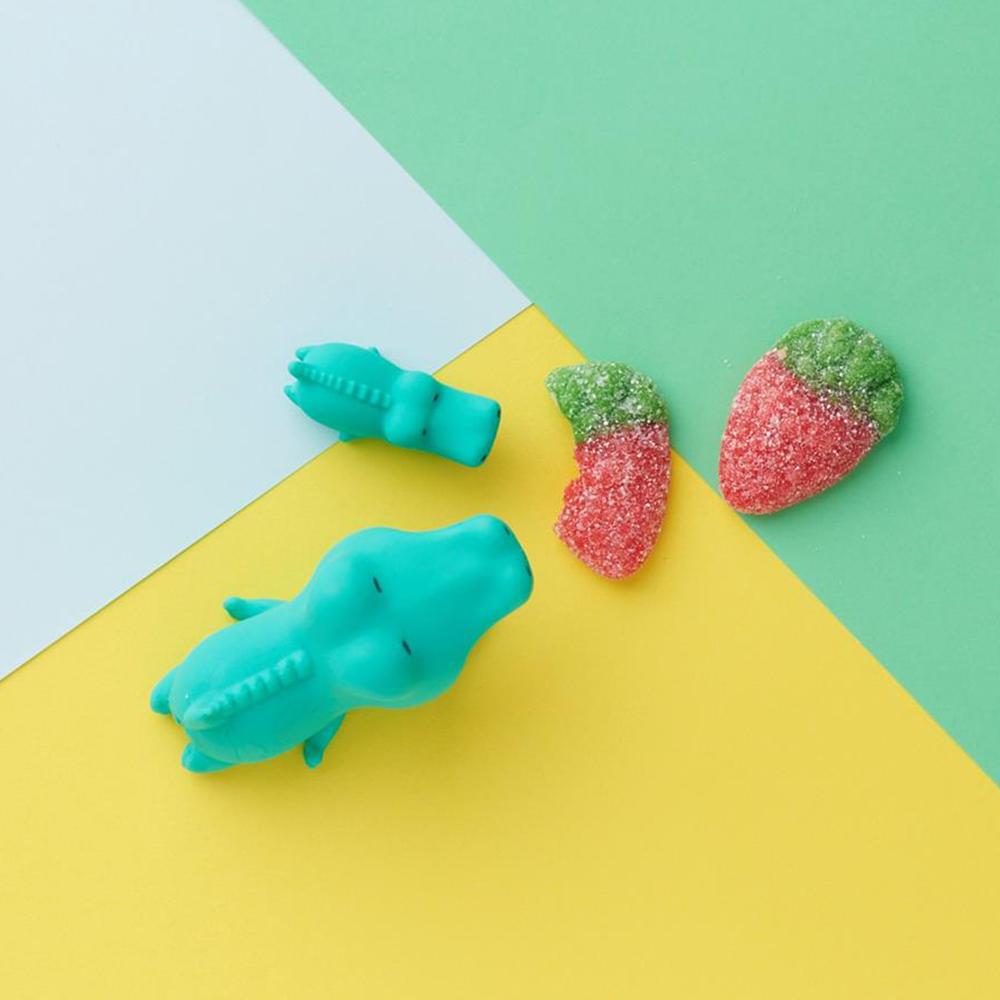 Dreams|大嘴巴豆腐頭咬線器-Apple專用-不工作鱷魚