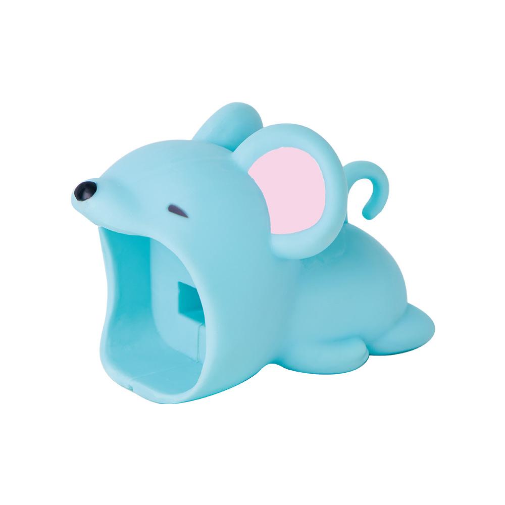 Dreams|大嘴巴豆腐頭咬線器-Apple專用-不怕貓老鼠