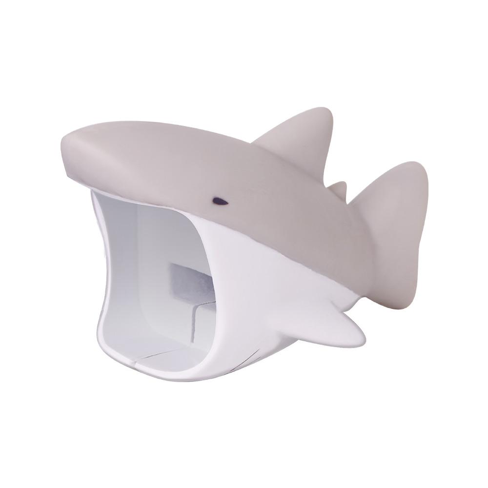 Dreams 大嘴巴豆腐頭咬線器-Apple專用-不嚇人鯊魚