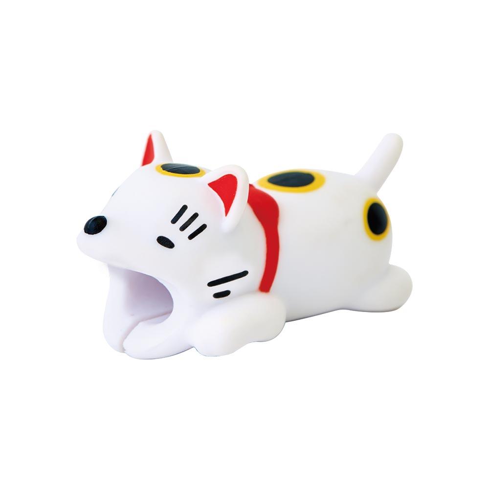 Dreams|Cable Bite 日本和風 iphone專用咬線器-好運招財貓