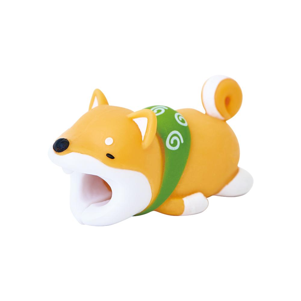 Dreams|Cable Bite 日本和風 iphone專用咬線器-忠心小柴犬