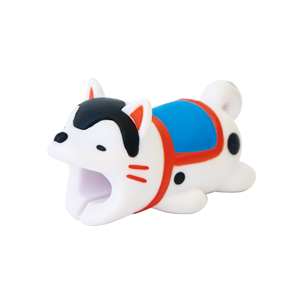 Dreams|Cable Bite 日本和風 iphone專用咬線器-守護石頭狗