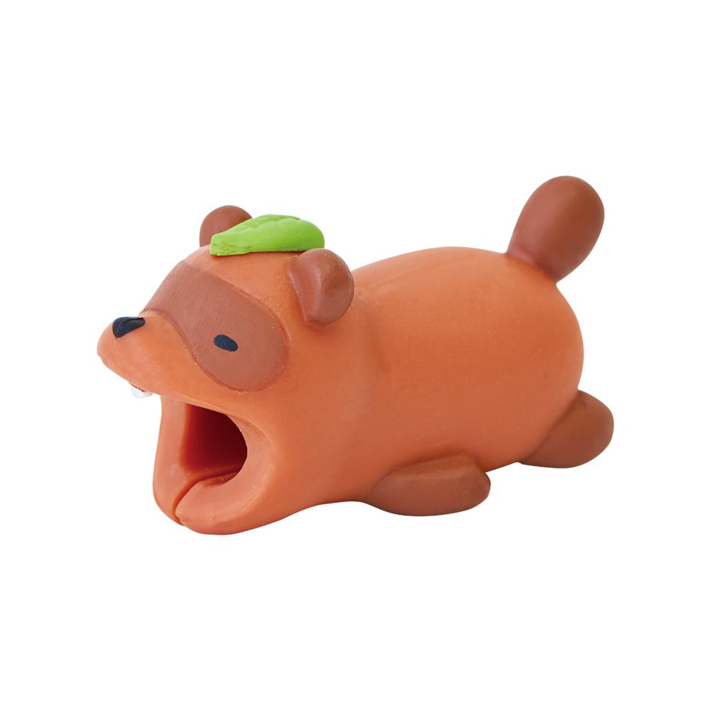 Dreams|Cable Bite 日本和風 iphone專用咬線器-福氣小狸貓