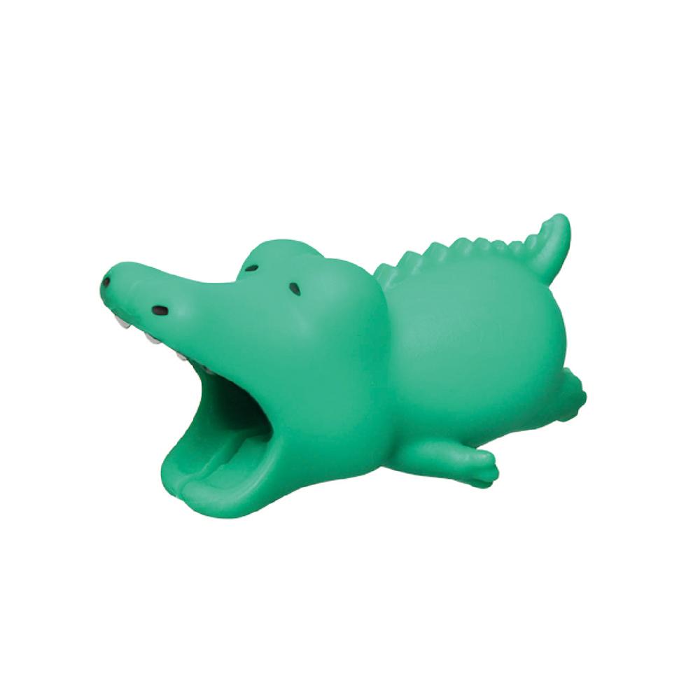 Dreams|慵懶動物園-iphone專用咬線器-不工作鱷魚