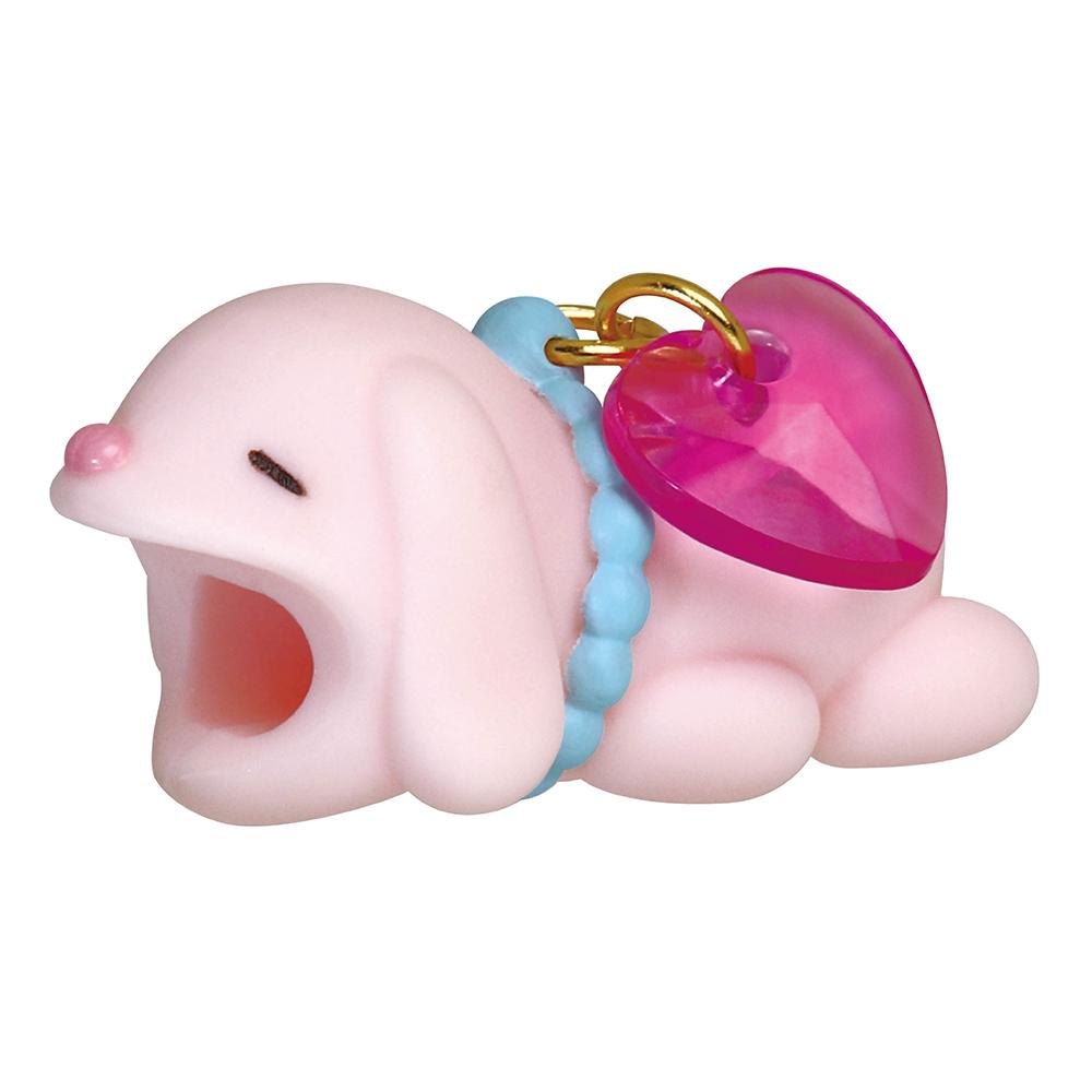 Dreams|Cable Bite iPhone傳輸線專用咬線器-愛心垂耳兔