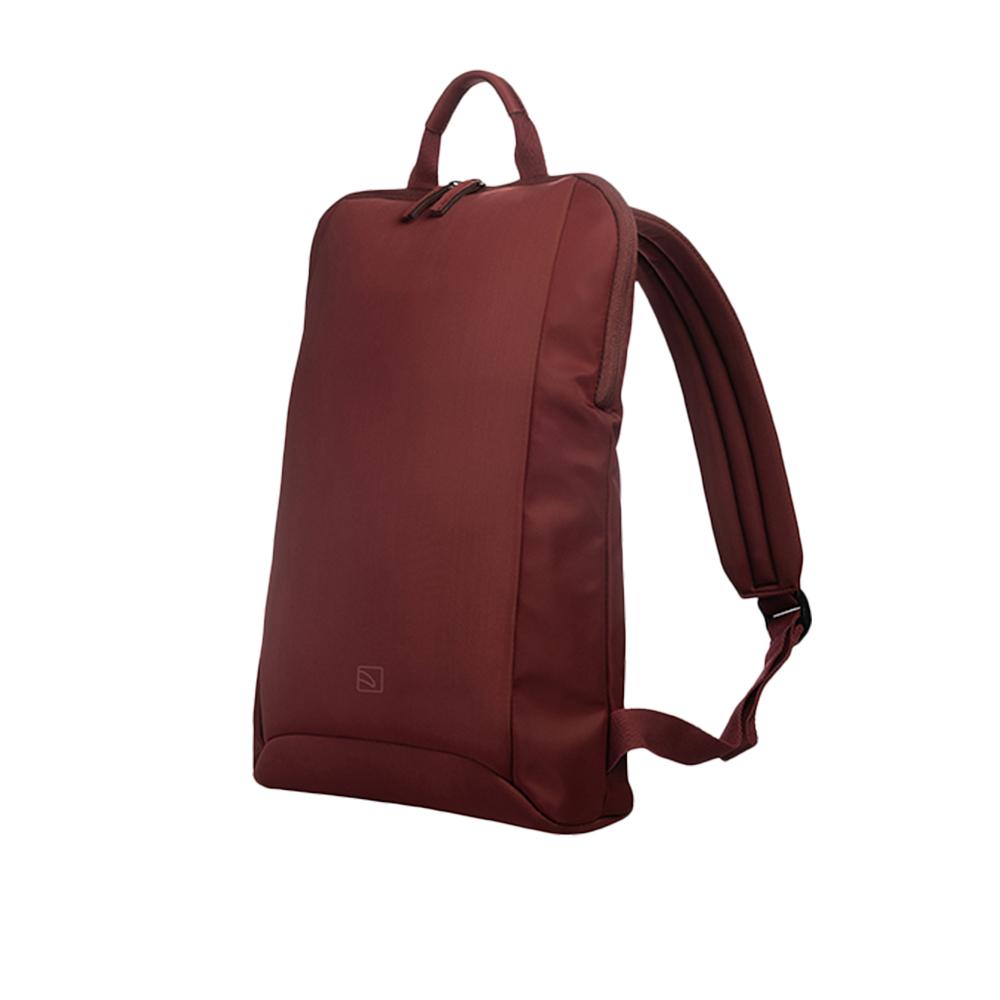 TUCANO|超輕量商務式筆電後背包-酒紅