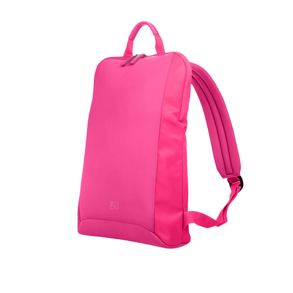 TUCANO|超輕量商務式筆電後背包-粉色