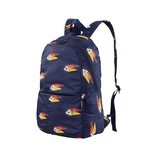 TUCANO|MENDINI 超輕量折疊收納後背包-大嘴鳥藍