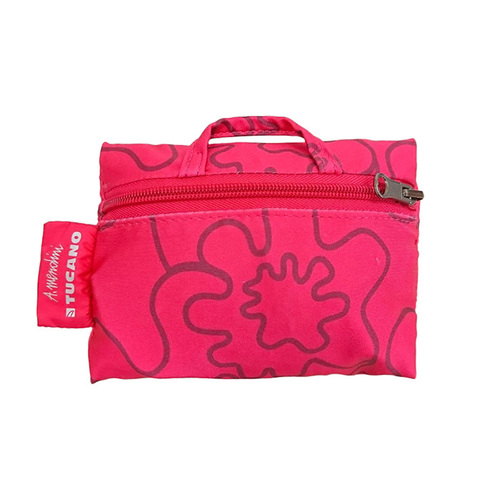 TUCANO|MENDINI 高彈性防塵行李箱保護套S-粉色