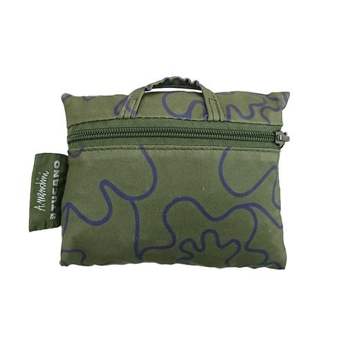TUCANO|MENDINI 高彈性防塵行李箱保護套S-墨綠