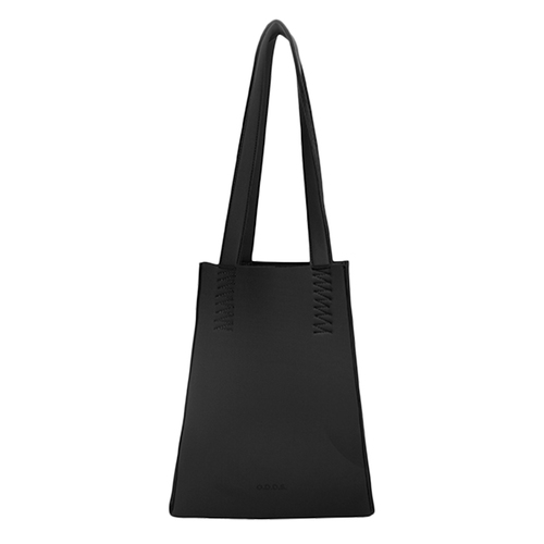 TUCANO|ODDS 潛水布防水側背包-黑色