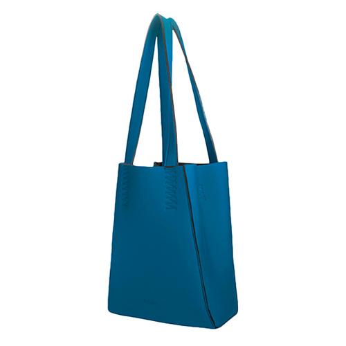 TUCANO|ODDS 潛水布防水側背包-藍色