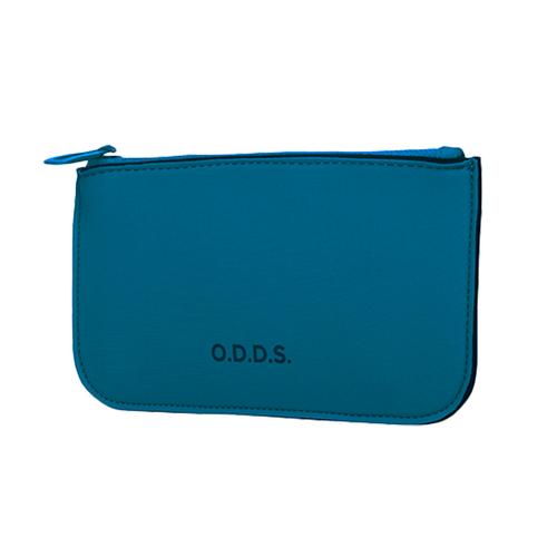 TUCANO|ODDS 潛水布防水多用途小型手拿包S-藍色
