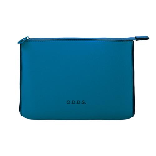 TUCANO|ODDS 潛水布防水多用途小型手拿包M-藍色