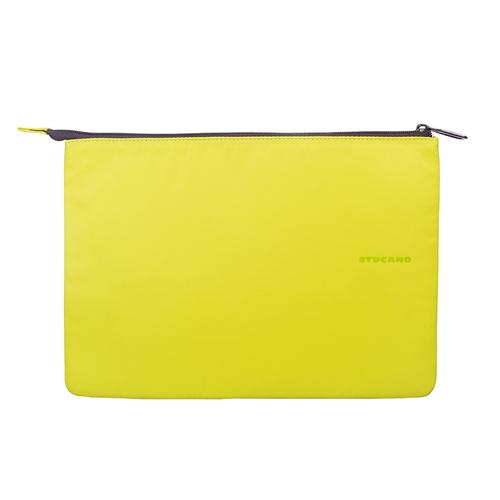 TUCANO|BUSTA 信封式筆電防震內袋 12/13吋-黃色