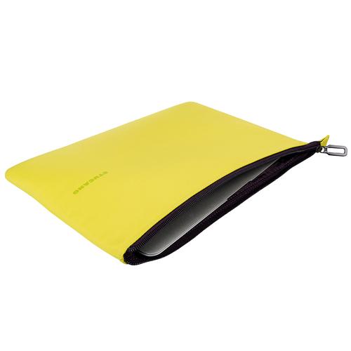 TUCANO|BUSTA 信封式筆電防震內袋13吋-黃色
