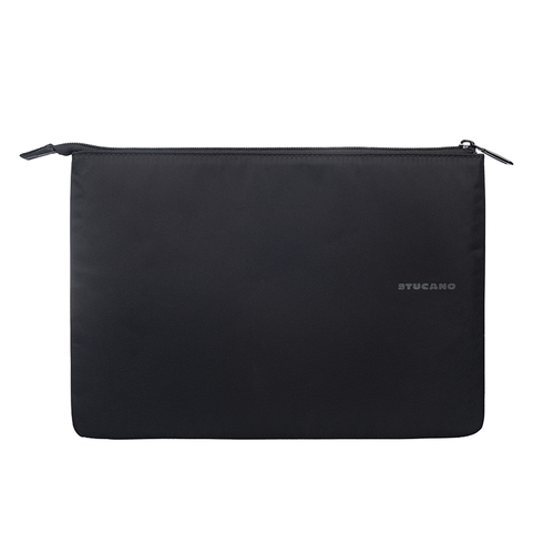TUCANO BUSTA 信封式筆電防震內袋15.6吋-黑色 (適用16)