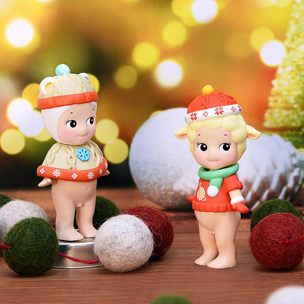 Sonny Angel|2019 繽紛耶誕節限定版盒玩公仔 (兩入隨機款)