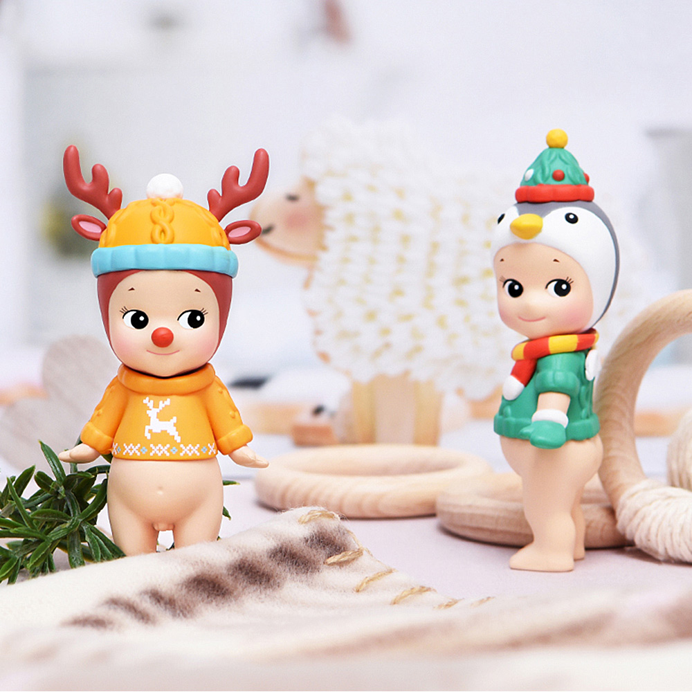 Sonny Angel|2019 繽紛耶誕節限定版盒玩公仔(盒裝12入)