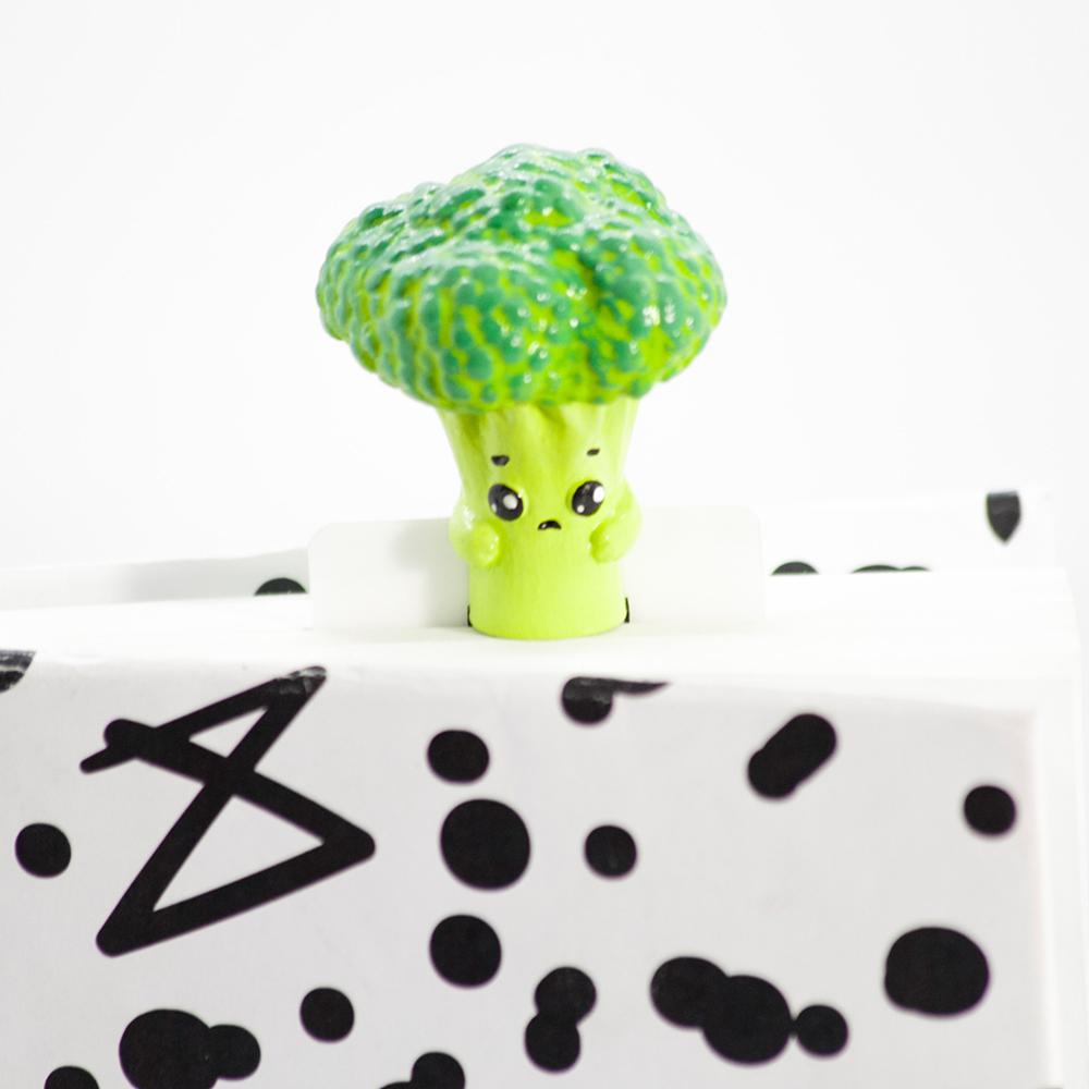 烏克蘭myBookmark|清脆花椰菜的書籤