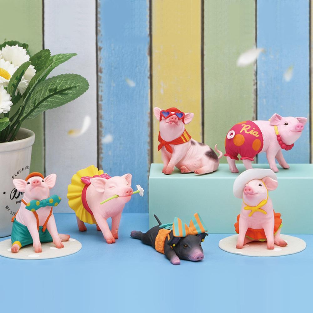 Dreams│莉娜的最愛 花俏寵物迷你豬(盒裝12入)
