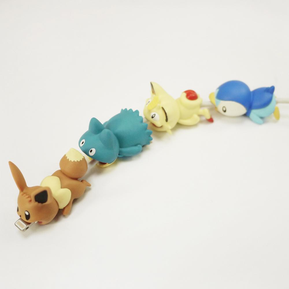 Dreams│IPhone傳輸充電線專用咬線器 寶可夢(小卡比獸)