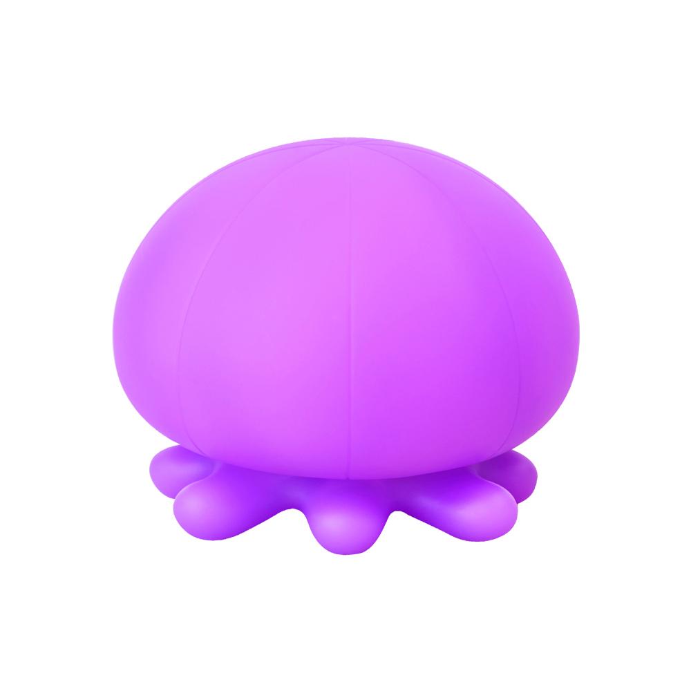 Dreams|水母造型時尚紓壓沐浴氣氛燈(紫)