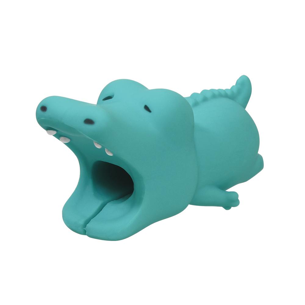 Dreams|慵懶動物園 CableBite Type-C專用咬線器 不工作鱷魚