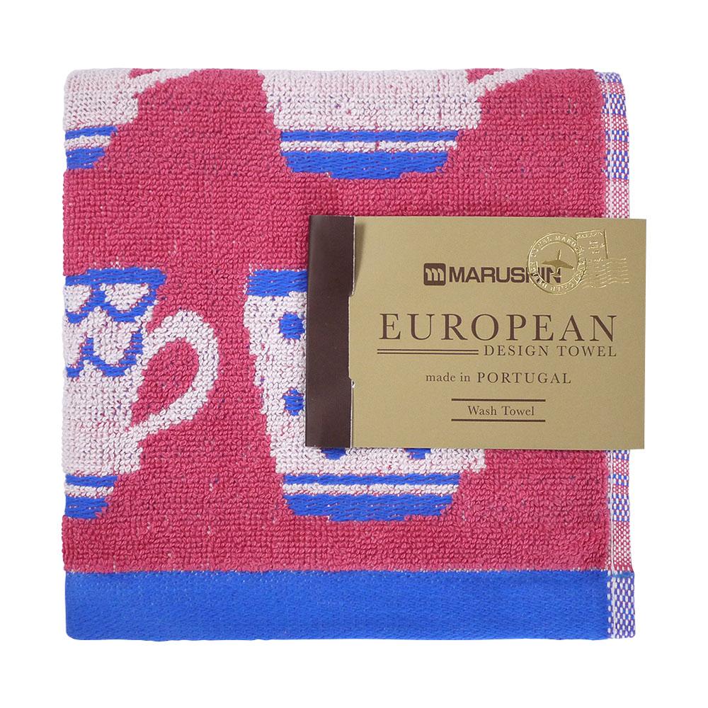 日本丸真|葡萄牙製創意北歐洗臉巾 馬克杯