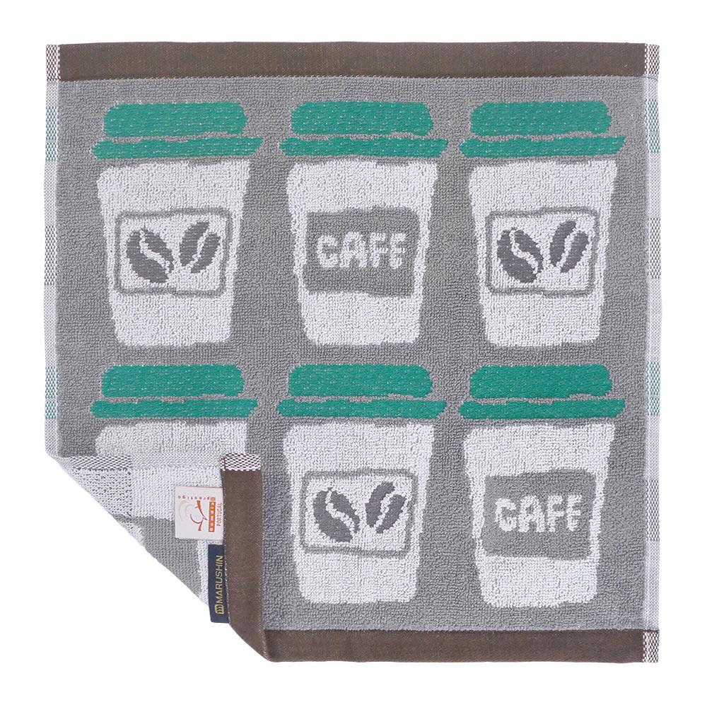 日本丸真|葡萄牙製創意北歐洗臉巾 咖啡杯