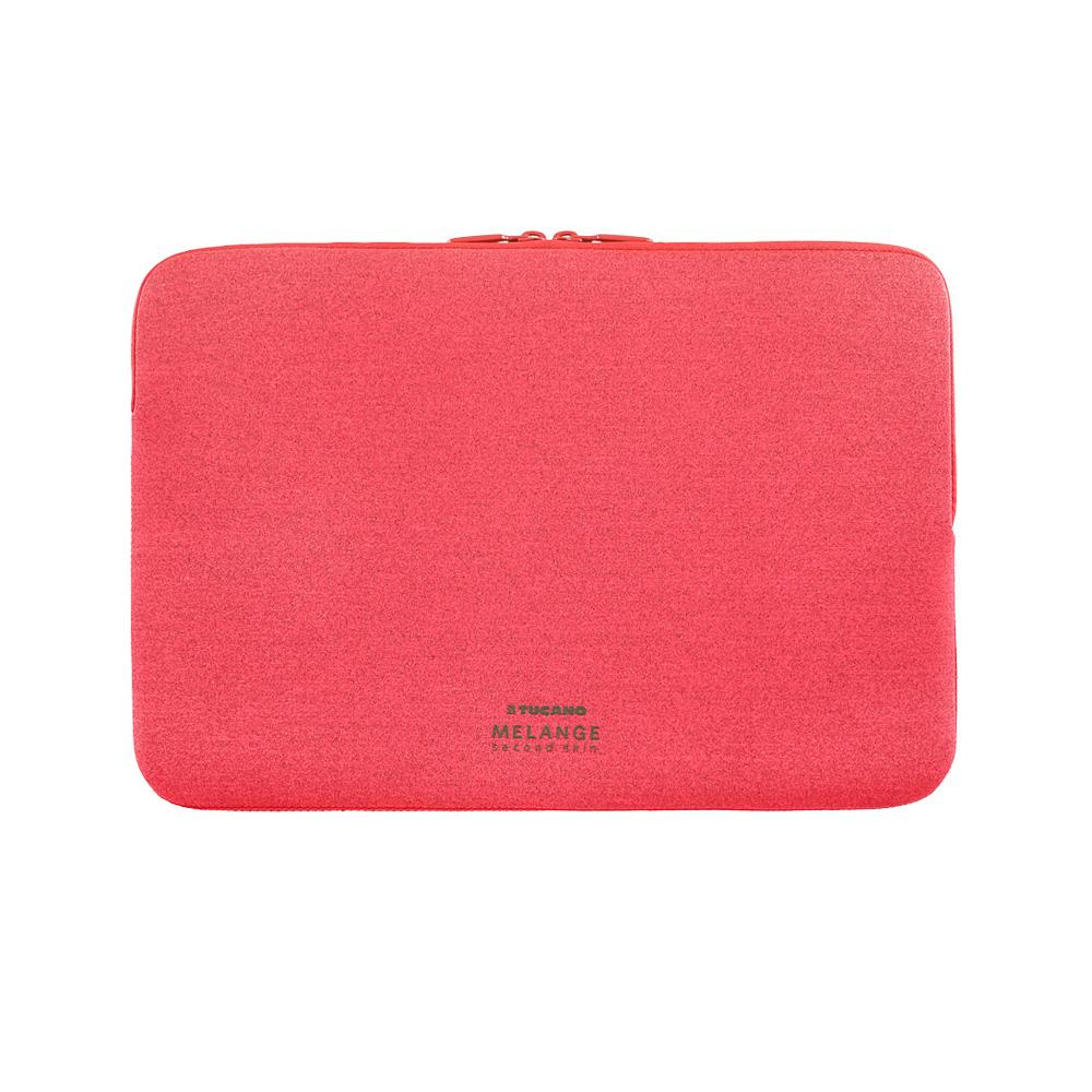 TUCANO|MELANGE2 簡約風防震機能內袋15吋 紅 (適用16)