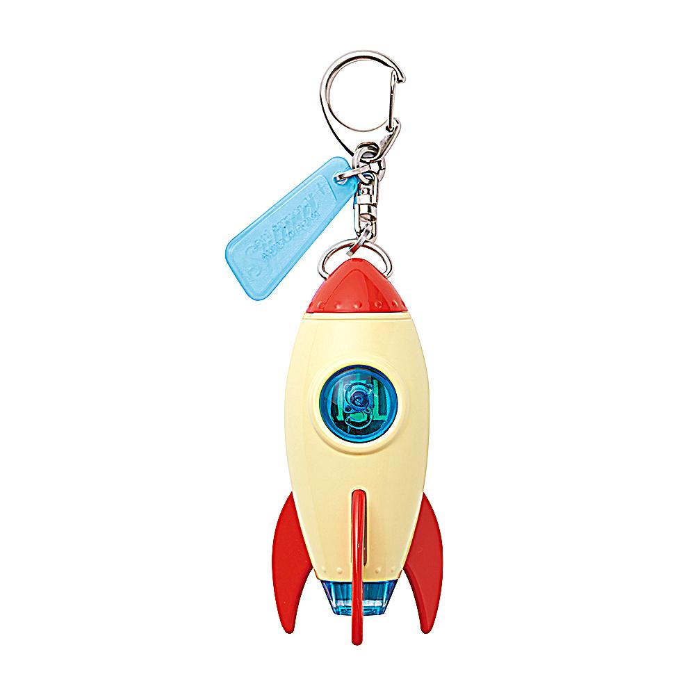 Dreams|太空火箭投射燈鑰匙圈 地球