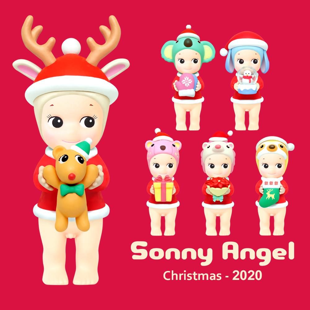 Sonny Angel|2020 Christmas 聖誕同樂會限量版公仔(兩入隨機款)