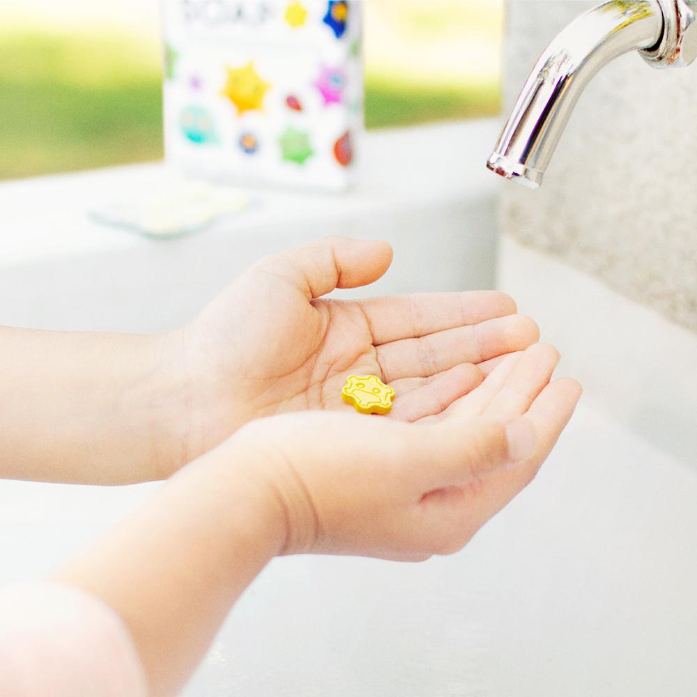 Dreams POCKET SOAP 病毒掰掰隨身趣味洗手皂 (2盒入)