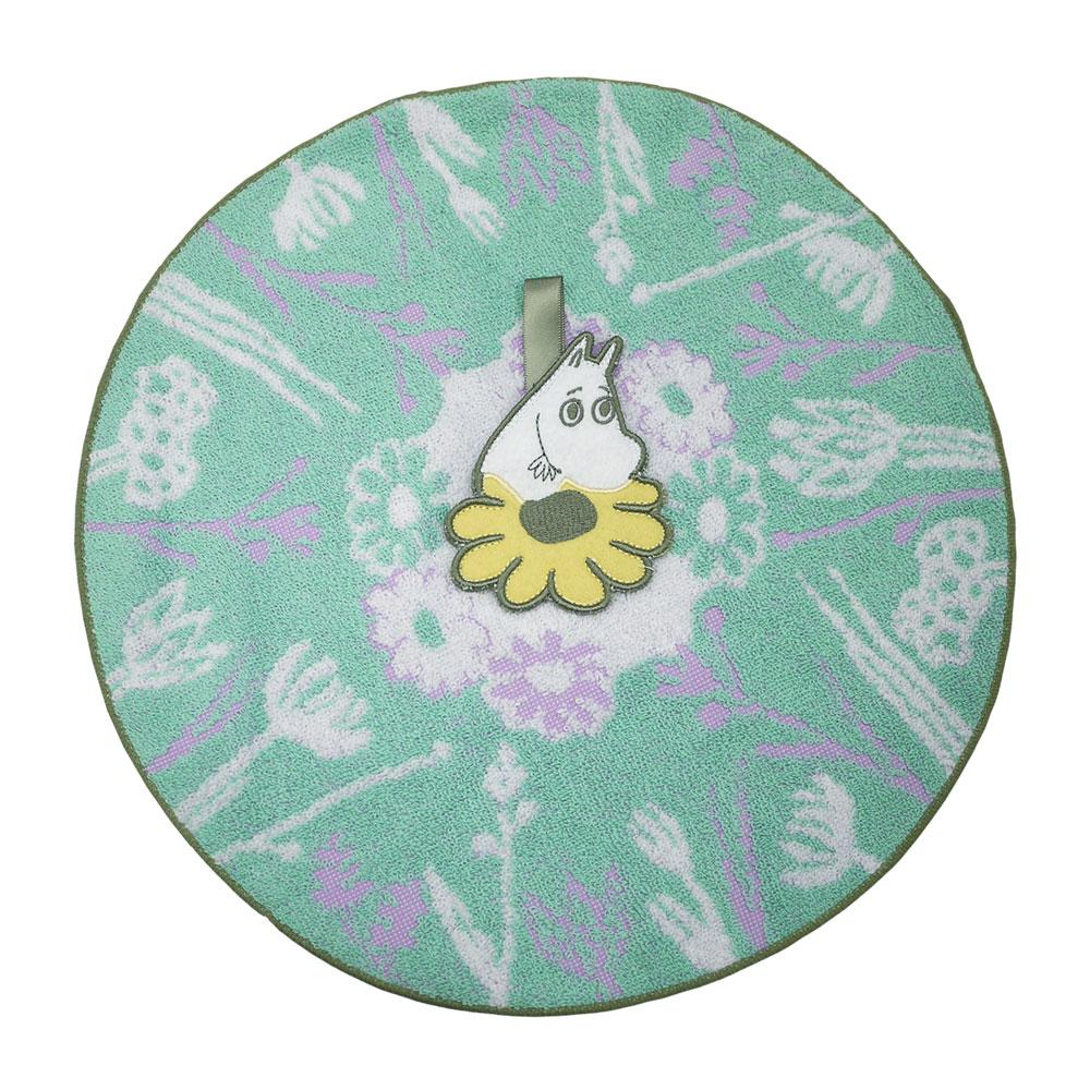 日本丸真|Moomin森林掛耳圓巾