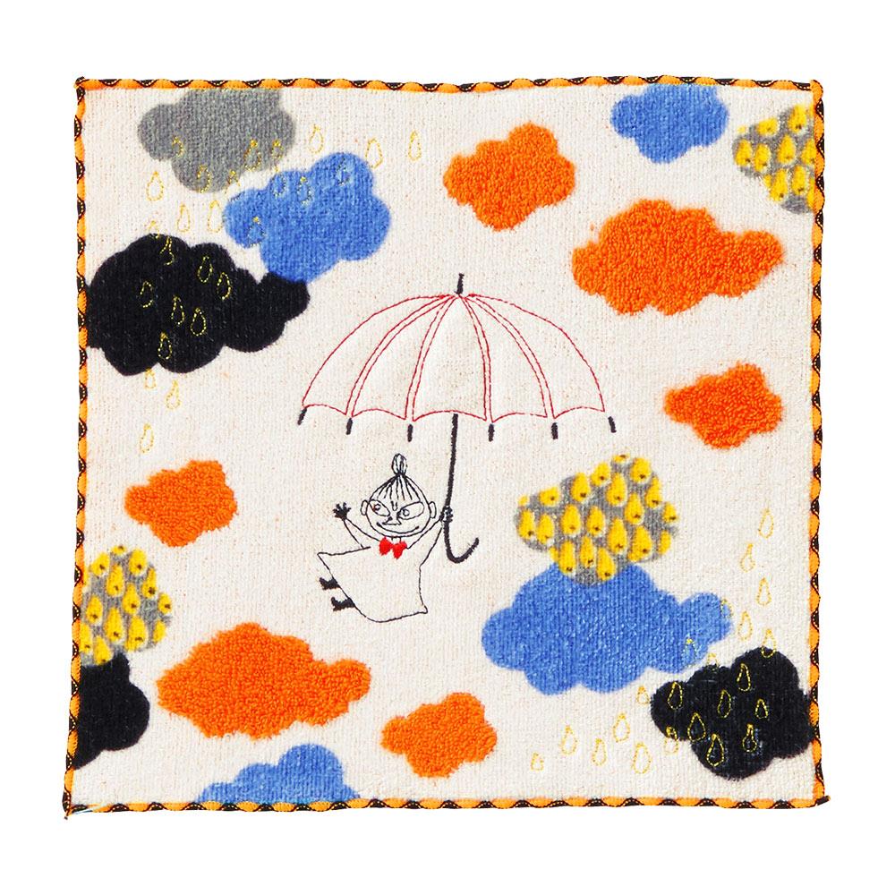 日本丸真| Moomin雲雨的冒險 小方巾