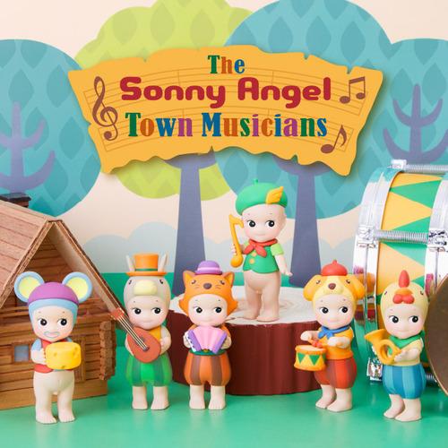 Sonny Angel|2021 Musicians 森林樂手限量版公仔(兩入隨機款)