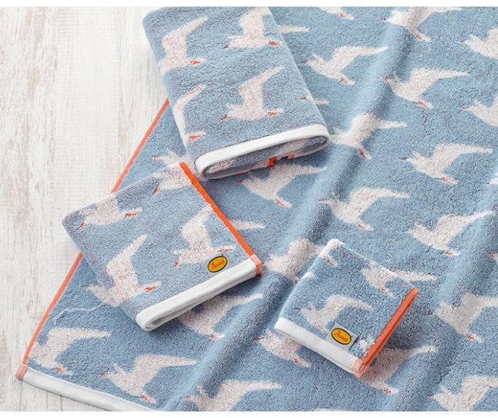 (複製)日本丸真|Anorak英倫設計款毛巾-刺蝟