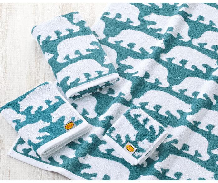 (複製)日本丸真|Anorak英倫設計款毛巾-海鷗