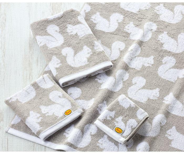 (複製)日本丸真|Anorak英倫設計款毛巾-麋鹿
