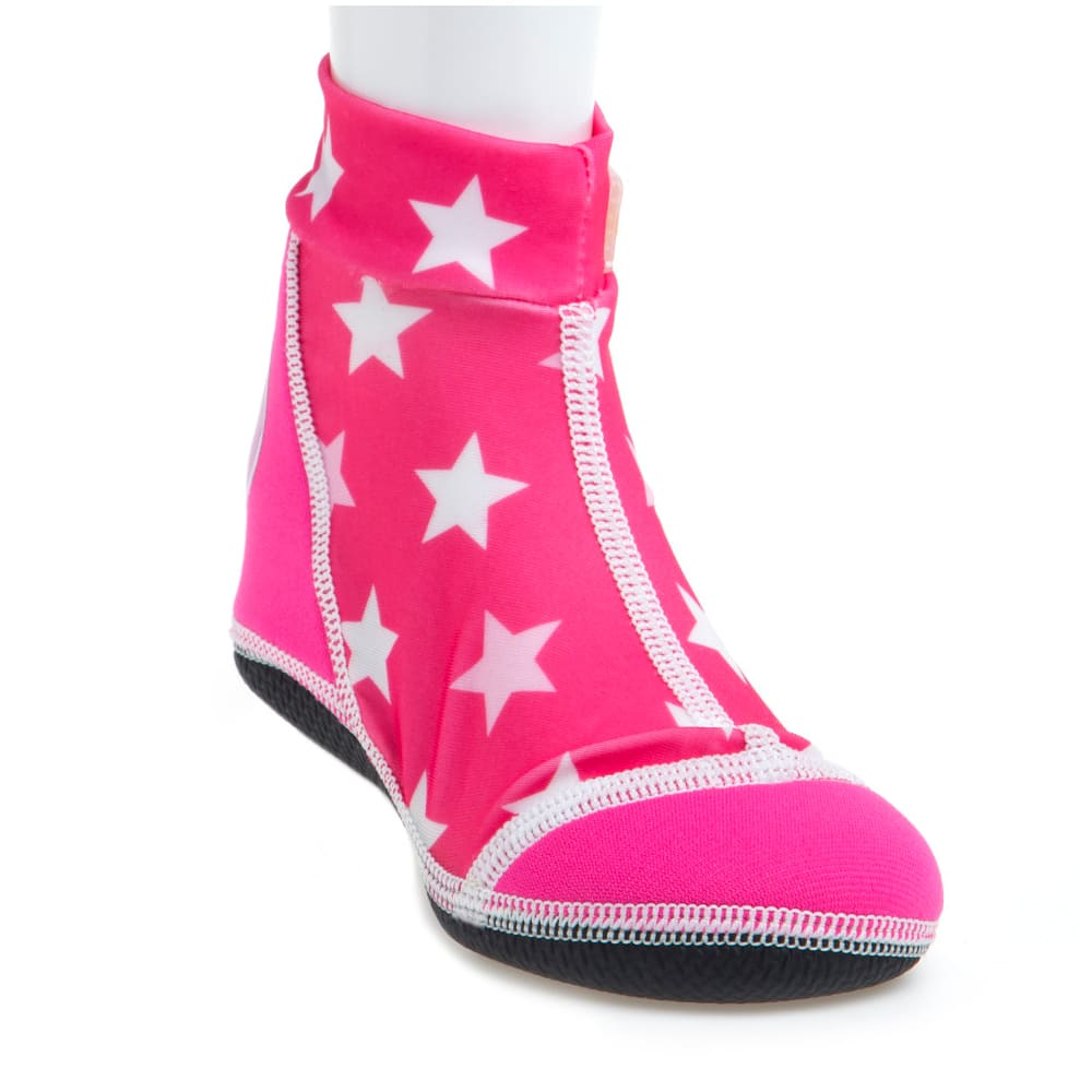 荷蘭Duukies|兒童戶外襪鞋/沙灘鞋-粉紅星(1-12歲)