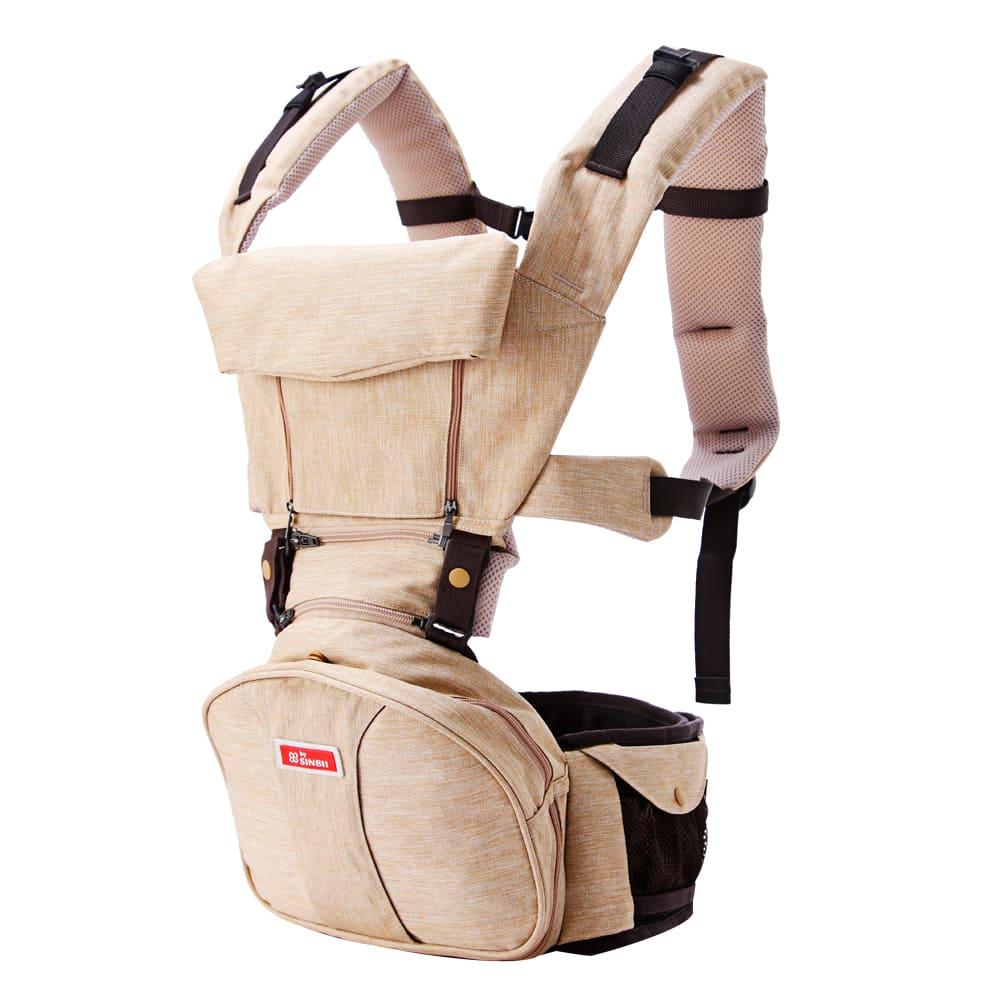 SINBII|EZbag 2.0 全階段嬰兒背帶- 京都米