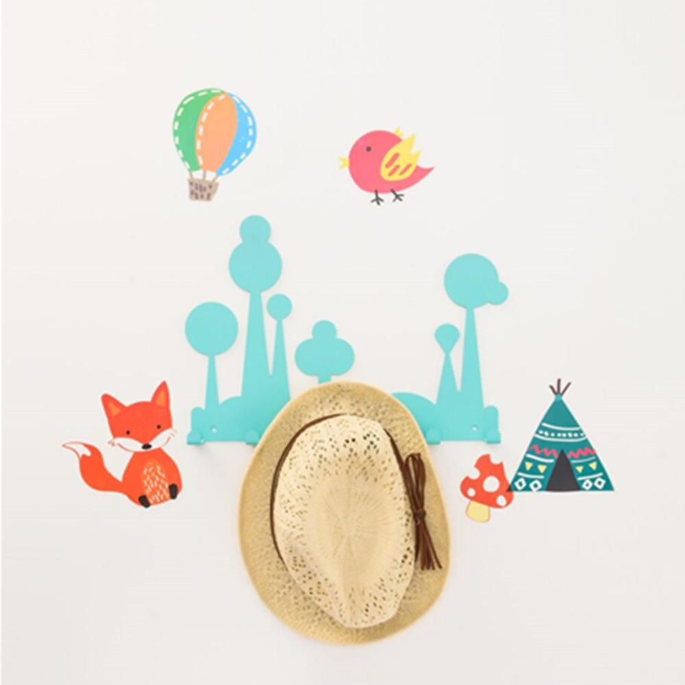 MyTolek童樂可|Wall-Art 孩子的。創意壁飾-童趣森林